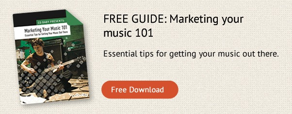 Marketing your music 101: 